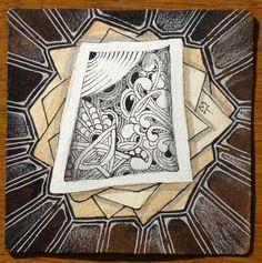 Zentangle: Tea Time by Maria Thomas, Zentangle co-founder