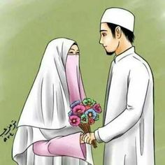 Wedding couple cartoon muslim Ideas for 2020 Cute Muslim Couples, Muslim Girls, Cute Couples, Cute Couple Drawings, Cute Couple Art, Boy Photography Poses, Family Photography, Team Bride, Best Facebook Profile Picture