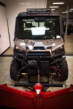 New 2017 Polaris RANGER 1000 EPS ATVs For Sale in Wisconsin. 2017 POLARIS RANGER 1000 EPS, his unit is priced with the accessories listed below and was used as a demo. The vehicle has XXX miles on it but will still be sold as brand new and will still have the full manufacturer's warranty that will start from the date of purchase. If you have any additional questions regarding this vehicle please feel free to contact us!Installed Accessories:Full Cab With Front And Rear WindshieldClimate ControlA Polaris Off Road, Snow Removal Equipment, Utv Accessories, Polaris General, Transportation Technology, Four Wheelers, Snowmobiles, Utility Trailer, Polaris Ranger