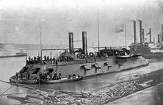 """""""Ironclads were steam-propelled warships protected by armor plates. The rapid pace of change in the ironclad period meant that many ships were obsolete as soon as they were complete"""""""
