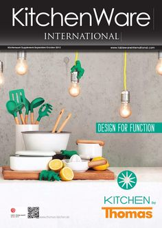 The second edition of Kitchenware International (October 2015) is jam-packed with the latest news, views, reviews and debuts associated with the kitchenware industry, covering everything from bakeware to knives to retro. In this issue, we investigate how licensing in the kitchenware sector can open new sales doors and channels, as well as strengthen the offering and deliver a point of difference. We also deliver investigative reports on the bakeware and knife categories revealing the latest…