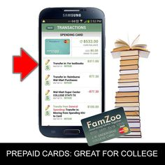 credit card for college students discover