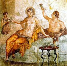 The life of wealthy Romans was filled with exotic luxuries such as cinnamon, myrrh, pepper, or silk acquired through long-distance international trade. Goods from the Far East arrived in Rome through two corridors – the Red Sea and the Persian Gulf. The use of different trading routes ensured a constant stream of exotic goods in the Roman Empire. Ancient Roman Food, Ancient Rome, Ancient Art, Ancient History, Ancient Greek, Rome Antique, Art Antique, Antique Paint, Roman History