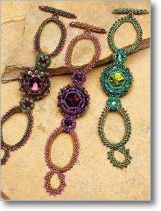 Gypsy Gem Bracelet Project
