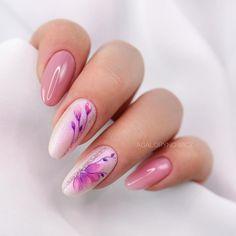 Summer Manicure Designs, Nail Designs Spring, Simple Nail Designs, Beautiful Nail Designs, Henna Tattoo Muster, Henna Tattoos, Acrylic Nail Designs, Nail Art Designs, Acrylic Nails