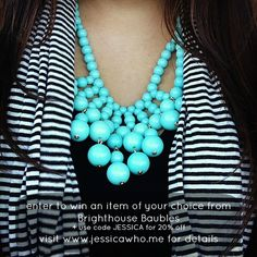 Fashion Giveaways: Jessica Who?: Brighthouse Baubles Giveaway