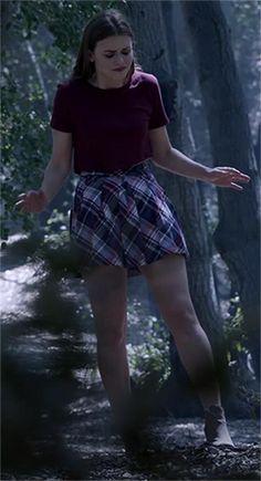 Holland Roden as Lydia Martin.