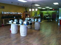 Gabby' Olive Branch sells the highest quality oils, vinegars, spices