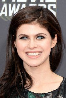 Alexandra Daddario an American actress, daughter of Christina, a lawyer, and Richard Daddario, a prosecutor. Her brother is actor Matthew Daddario, her grandfather was congressman Emilio Q. Daddario of Connecticut. Credits: All My Children, role of Laurie Lewis (1970), TV Series, True Detective, Percy Jackson & The Olympians: The Lightning Thief (2010), Percy Jackson: Sea of Monsters (2013), Texas Chainsaw 3D (2013), and San Andreas (2015).