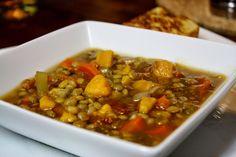 Eat.Pray.Juice.: slow cooker sweet potato lentil soup