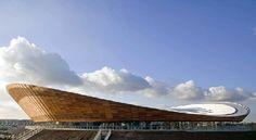 Olympische Spelen 2012: De Pringle-Velodroom