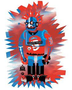 Tim Goldman Illustration