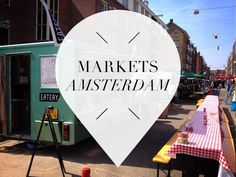 We love visiting and shopping at markets, you too? Go to these 12 markets in Amsterdam for the best food, clothes and so much more. Have fun!