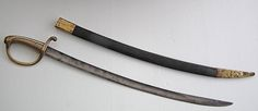 Antique 19th century An 1816 Pattern French Garde Nationale Sword Briquet, $525