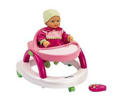 baby doll walker | Mouse Image +