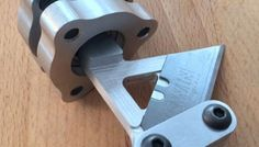 Build a Drag Knife for Your CNC Router or Mill