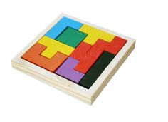 Free Shopping Educational Toys / Baby Toys Tetris Headache Enlightenment Early Childhood Wooden Jigsaw  Blocks in Russia-in Blocks from Toys...
