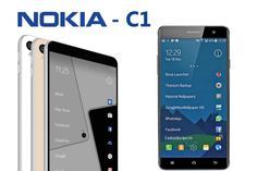 Nokia C1 Android Phone, Price, Review, Specification, Features