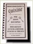 Boondockers pie Iron cooking pages