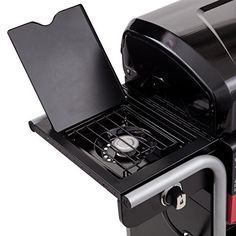 Char Broil 3 Burner Gas And Charcoal Combination Hybrid Barbecue Grill