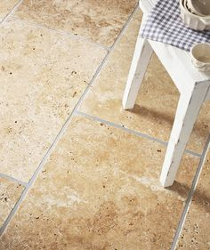 Information about Tumbled Unfilled Travertine Tile