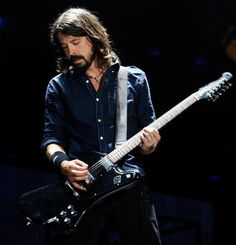 Dave Grohl-true rock star