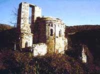 Abbazia di San Benedetto in Fundis, Stroncone (Terni)
