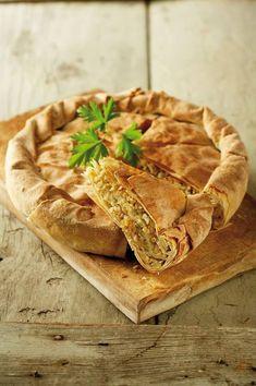 Greek Recipes, Vegan Recipes, Vegan Food, Greek Pita, The Kitchen Food Network, Savory Tart, Almond Cookies, Gluten Free Cakes, No Cook Meals
