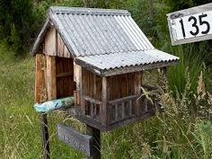 unusual letter boxes - Google Search