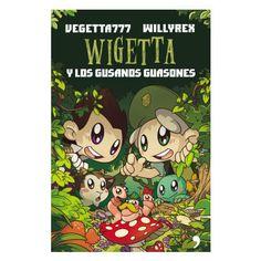 Wigetta y los gusanos guasones Autor: Vegetta777   Willyrex  Nada parece amenazar la tranquilidad de nuestros amigos y sus mascotas. Sin embargo, muy pronto se verán obligados a enfrentarse a otra situación extraordinaria, un misterio en el que estarán involucrados algunos de los personajes que ya conocemos: el Rey Guerrero, Flordeluna, las brujas del bosque y un misterioso Tabernardo. En compañía de todos ellos nos adentramos en un nuevo episodio de la saga protagonizada por Willy, Vegetta…