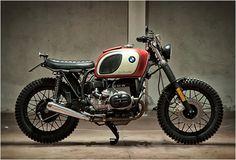 Bmw R45 | By Motorecyclos