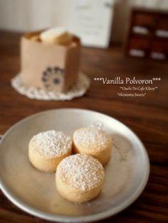 「バニラポルボロン」あきあきママ | お菓子・パンのレシピや作り方【corecle*コレクル】