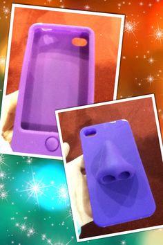 Nose iPhone case!