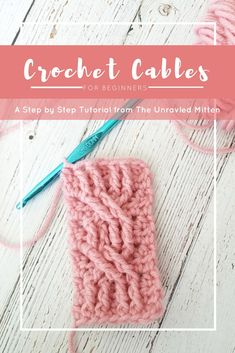 How to Crochet Cable
