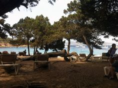 Cala Bassa Ibiza