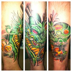 dragon ball z tattoo - Google Search
