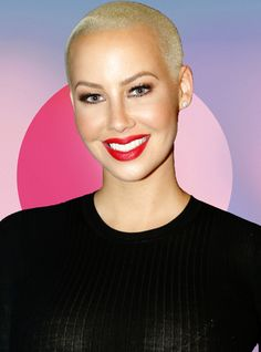 Amber Rose Can't Even Say How Many Times Famous Guys Have Groped Her & That's A Problem+#refinery29