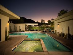 Magnesia Falls Cove Vacation Rental - VRBO 3479033ha - 4 BR Rancho Mirage House in CA, Escape Winter Here. Stylish House, Room for Everyone,...  Amazing house but 3 night min and $450 after 11/1