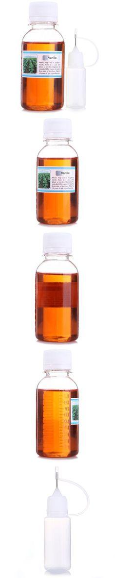 Flower Vanilla Flavor E-liquid for E Cigarette