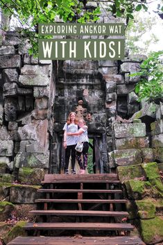 I will give you the horrible, the best and the downright wrong to make your Angkor Wat trip the best. So hang on! Here are our top tips for visiting Angkor Wat with kids.  Cambodia | Siem Reap | Angkor temples | Angkor thom | Banteay Srei | visiting Angkor Wat | Kids at Angkor Wat | Siem Reap attractions | Things to see at Angkor Wat | Family vacation | Cambodia holiday | Cambodia with kids