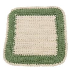 $1.99 for the Pattern, Side Stitchen Pot Holder Designed by Julie A. Bolduc Date Added: January 16, 2014 This pot holder is made in 2 parts that are crocheted toge...