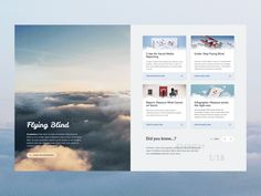Flying Blind is simple microsite from Socialbakers, which serves as a place for downloading documents, viewing infographics or finding advice for better social marketing or gaining knowledge based ...
