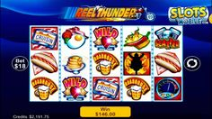Here's a video review of Reel Thunder mobile slots from Microgaming.  You can check out the full Reel Thunder mobile slot game review at http://www.slotsmobile.com/slots/reel-thunder/  For more information on the best mobile slots casinos, mobile slots bonuses and mobile slot game reviews, please visit:  SlotsMobile.com http://www.slotsmobile.com/ #1 Mobile Slots Guide