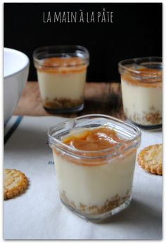 cheesecakes au caramel au-salted butter