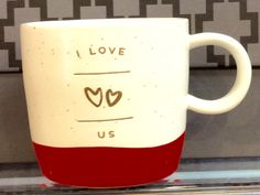 #DearCupid I'll need one for myself and one for my coffee addicted Valentine :) !! @hallmark #MeadowbrookMall