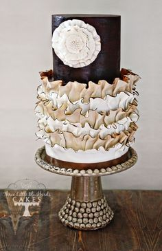 Give Thanks By ThreeLittleBlackbirds on CakeCentral.com