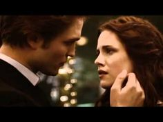 Bella & Edward-Stay with me - YouTube