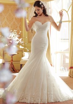 Sophia Tolli Y11406 Wedding Dress - The Knot