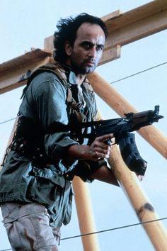 "Art Malik is Salim Abu Aziz in James Cameron's ""True Lies"" (US,1994).."