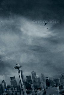 Chronicle (2012), Twentieth Century Fox, Davis Entertainment, and Dune Entertainment with Dane DeHaan, Alex Russell, and Michael B. Jordan. Fun flick. Really enjoyed this one.